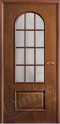Межкомнатная дверь Оникс Арка стекло