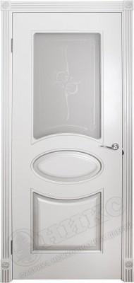 Межкомнатная дверь Оникс Эллипс Фреза