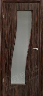 Межкомнатная дверь Оникс Каскад стекло