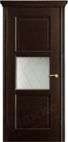 Межкомнатная дверь Оникс Квадро стекло