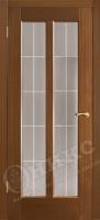Межкомнатная дверь Оникс Лагуна стекло