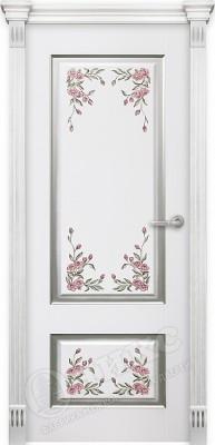 Межкомнатная дверь Оникс МАРСЕЛЬ с фрезой