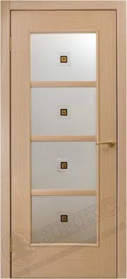 Межкомнатная дверь Оникс Модерн стекло