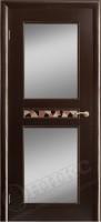 Межкомнатная дверь Оникс Ника стекло