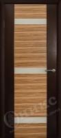 Межкомнатная дверь Оникс Парма-3 стекло