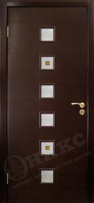 Межкомнатная дверь Оникс Вега стекло