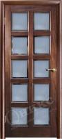 Межкомнатная дверь Оникс Вена-2 стекло
