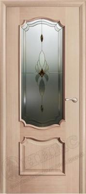 Межкомнатная дверь Оникс Венеция стекло