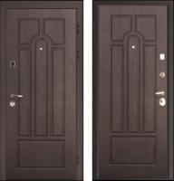 Стальная дверь Афина, Цвет
